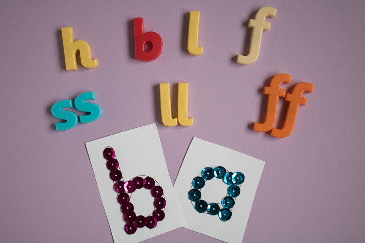 Letters and Activities to support learning to read for Week 5 of phonics